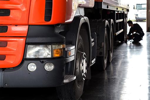 Preventative Truck Maintenance - Brisbane